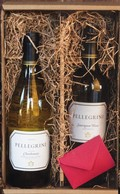 Crisp White Wine Gift Set